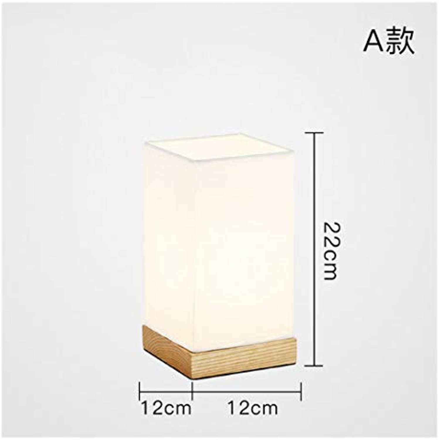 Desk Lamps Led Wood Table Lamp Wood Desk Lights Night Lamps Beside Living Room Bedroom Table Lamps Lighting Fixtures A
