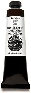 DANIEL SMITH 284300136 Original Oil Color 37ml Paint Tube, Asphaltum