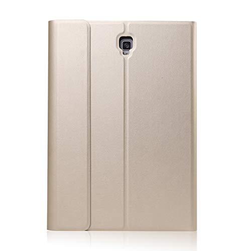Lobwerk Funda para tablet Samsung Galaxy Tab A SM-T590 SM-T595 11 Slim Case funda con función atril y función de encendido y apagado automático