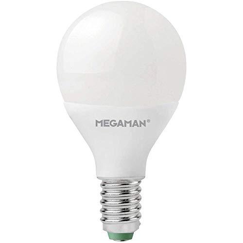 IDV 4320081 LED-Tropfenlampe 5 W/828, E14 Ultra Classic 3,5 W-250 Lm-E14/828 MM21041, 3.5 W, weiß