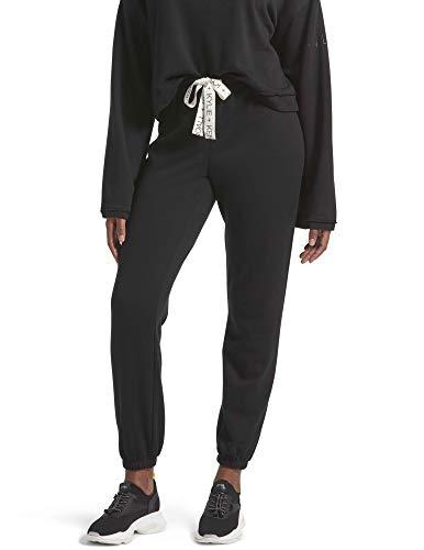 KENDALL + KYLIE Women's Lounge Sweat Pants, Black, Small