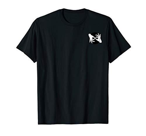 Gebärdensprachdolmetscher(-in) - Weiße Hände - T-Shirt