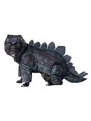 1. California Costumes Pet Stegosaurus Dog Costume