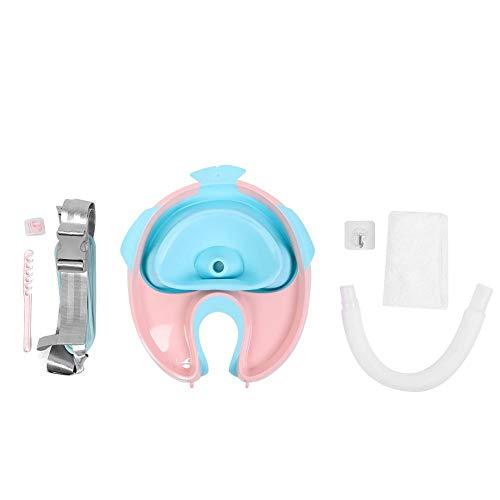 Waschbecken Tablett Bett Haar Waschbecken Waschbecken Faltbar für ältere Menschen für leicht zu reinigendes Haar