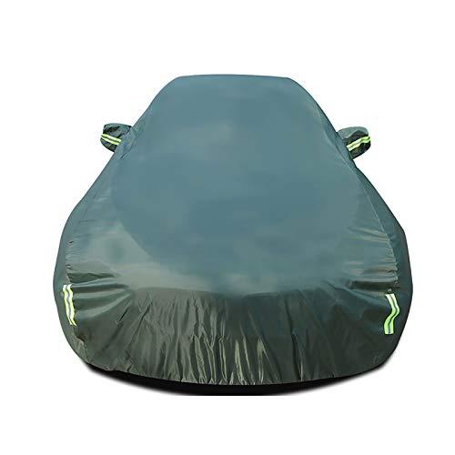Guoguocy Fundas para Coche Cubierta del Coche, de protección Solar a Prueba de Agua, Compatible con Cubierta de Coche BMW M4, Adaptarse a Las diversas Condiciones meteorológicas (Color : C)