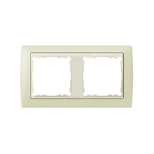 Simon - 82720-31 marco 2 elemento s-82 monocolor marfil Ref. 6558231160