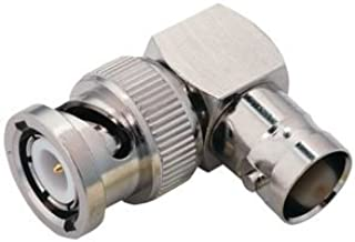 AMPHENOL 31-9-RFX ADAPTER, BNC JACK, BNC PLUG, 50OHM; CONNECTOR TYPE:INTRA SERIES COAXIAL; ADAPTER BODY STYLE:RIGHT ANGLE ADAPTER; CONVERT FROM COAX TYPE:BNC; CONVERT FROM GENDER:JACK; CONVERT TO COAX