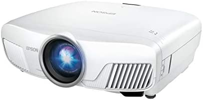 Epson Home Cinema 4010 4K PRO-UHD Projector with Advanced 3-Chip Design and HDR with 100% Balanced Color and White...