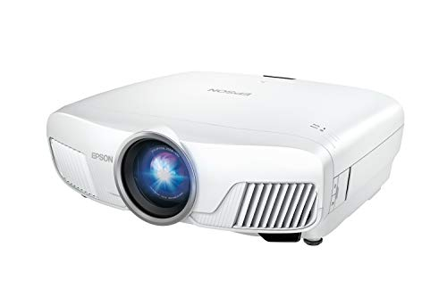 Epson Home Cinema 4010 4K PRO-UHD Projector with Advanced 3-Chip Design and HDR with 100% Balanced Color and White Brightness and Ultra Wide DCI-P3 Color Gamut (Renewed) (V11H932020-N)