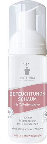 Bioturm Bio BIOTURM Befeuchtungsschaum für Toilettenpapier 50 ml (2 x 50 ml)