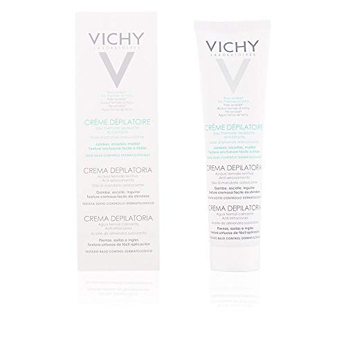 Vichy Eau Thermale Enthaarungscreme, 1er Pack (1 x 0.15 kg)