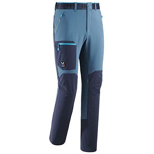 MILLET Trilogy One Cordura Pant, Pantaloni Uomo, Indiano/Zaffiro, S