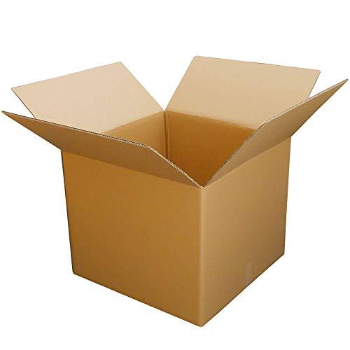 ボックスバンク ダンボール 200サイズ 4枚【個人様あて配送可】(66×66×50cm) 190 EMS 国際小包 段ボール箱 FD19-0004p