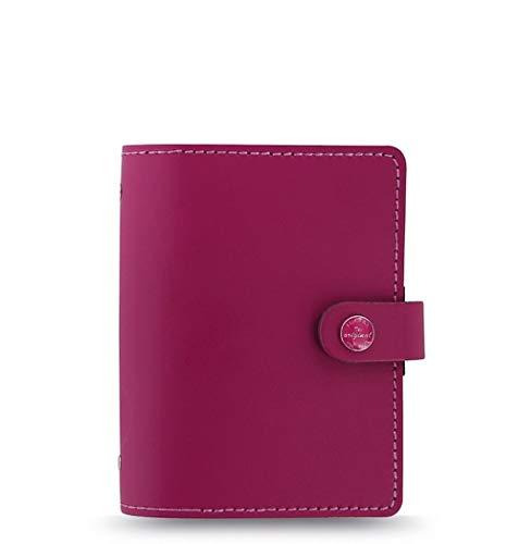 Filofax Pocket The Original raspberry organiser