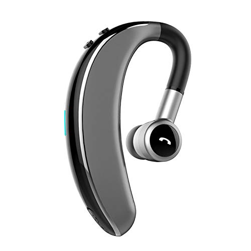 BITUBITU V7 Bluetooth 5.0 Wireless Headphones Noise Cancelling Earbuds Earpiece Earhook for iPhone Huawei Xiaomi etc