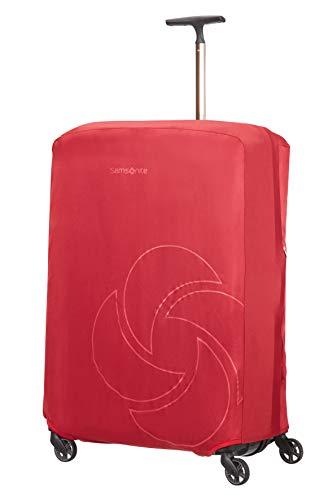 Samsonite Global Travel Accessories - Funda para Maleta Plegable , XL, Rojo (Red)