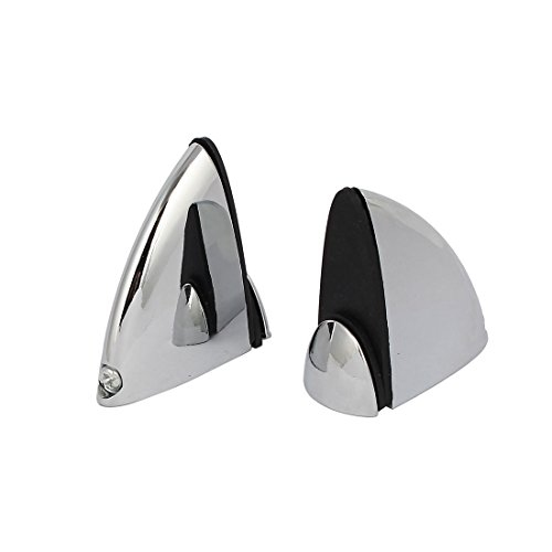 sourcingmap® 2pcs de Abrazaderas de Clip ajustables para Soporte de estantería para...