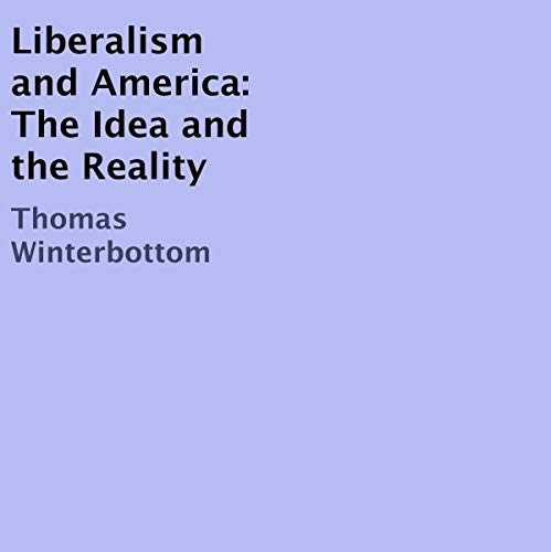 Liberalism and America cover art