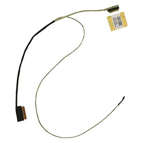 Cable de Pantalla LCD LED Compatible con HP DDX15ALC010 Display Flex Ribbon