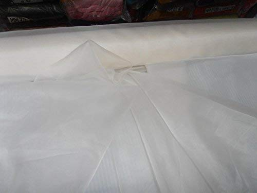 Sale~Off White China Silk Organza 54' Wide by The Yard