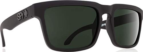 Spy Helm-Negra Gafas, Hombre, 57/18/140