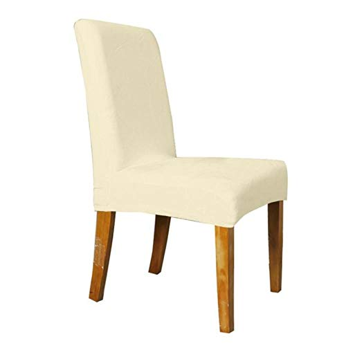 AOM Velvet Stretch Elastic Solid Color Chair Cover Slipcovers Chair Covers for Dining Room Banquet Hotel Kitchen,06,China