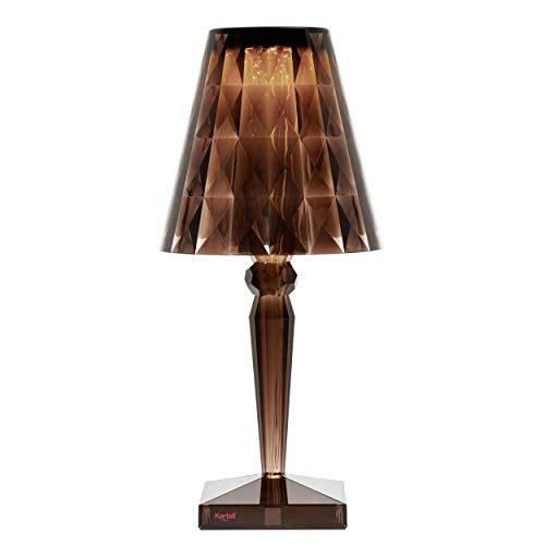 Kartell Big Battery, Table Lamp, Cola, Dimmbare Batterieversion