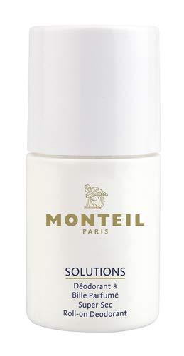 Monteil Cosmetics - Solutions - Super Sec Roll-On Deodorant - 50 ml