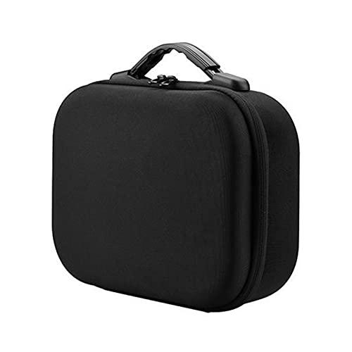 Grey990 Bolsas para câmera, estojo de armazenamento portátil à prova de choque para câmera com bolsa de malha para DJI Mavic Mini 2, Preto,
