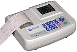 RMS-3 Channel ECG Machine