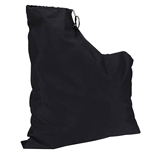 LYEAA Leaf Blower Bag, Large Outdoor Leaf Storage Bag, Garden Bag for Leaf Blower, Vacuum Replacement Zippered Bottom Dump Debris Leaf Collection Bag for 2595 Leaf Blower (Regular)