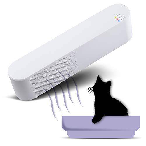 PamperPets Deo für die Katzentoilette, automatischer Geruchsentferner