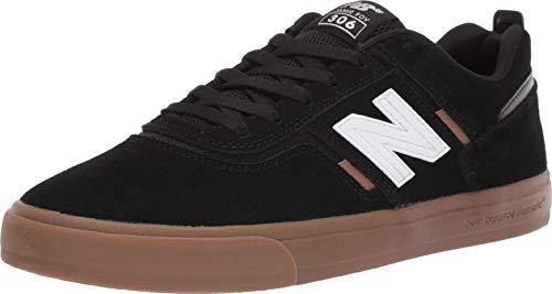New Balance Numeric 306 Black/Gum 7.5