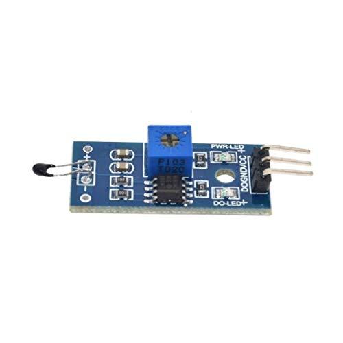 Fashion SHOP Thermistors Thermistor Temperature Sensor Module Thermal Sensor Module Thermal Sensors DO The Digital Output/temperature Control Switch Temperature sensitive