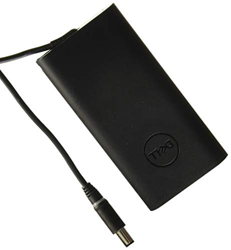Dell Slim Power Adapter, 90-Watt (MKN5F)