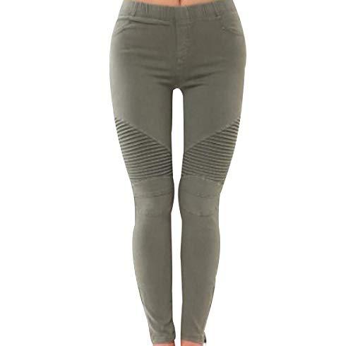 Pantalones Anchos Mujer Pantalones Rectos Mujer Pantalon Trabajo Mujer Pantalones Mujer Invierno Pantalon Impermeable Mujer Pantalones Chándal Mujer Pantalon Ancho Mujer Pantalones Verde Claro 4XL