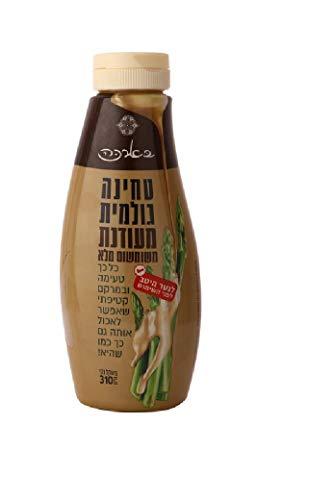Baracke Delicate Whole Sesame Tehina Tahini in Squeeze Bottle Kosher 310g