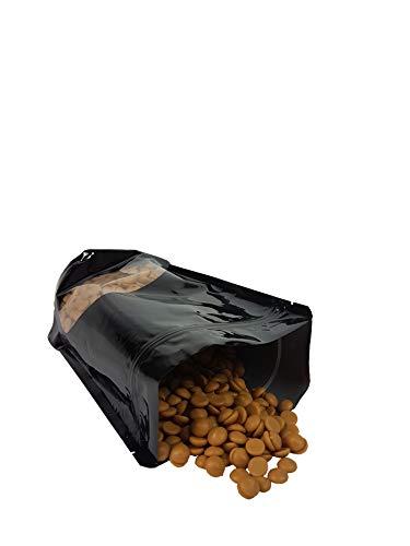 Legendary - it's all about beans und Callebaut CALLETS WEIß GOLD 250 gr - Original belgische Schoko Drops, für Schokoladen-Fondue und Schoko-Brunnen