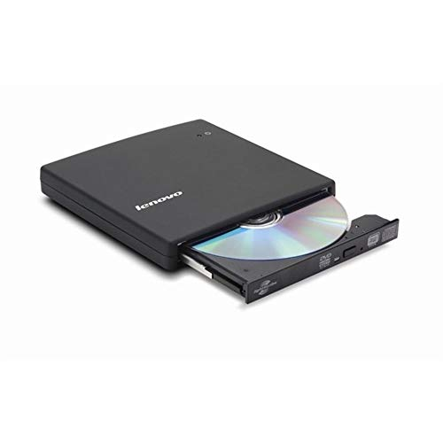Lenovo 7XA7A05926 Externe DVD-RW Optical Disk Drive, USB