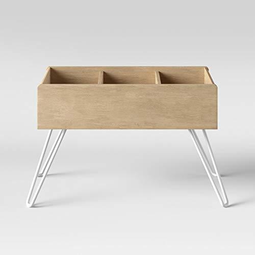 Landry Low Profile Bookcase Natural - Pillowfort™