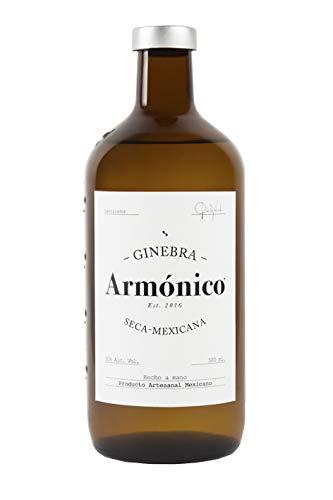 Ginebra Artesanal Armónico - Seca Mexicana - 500ml