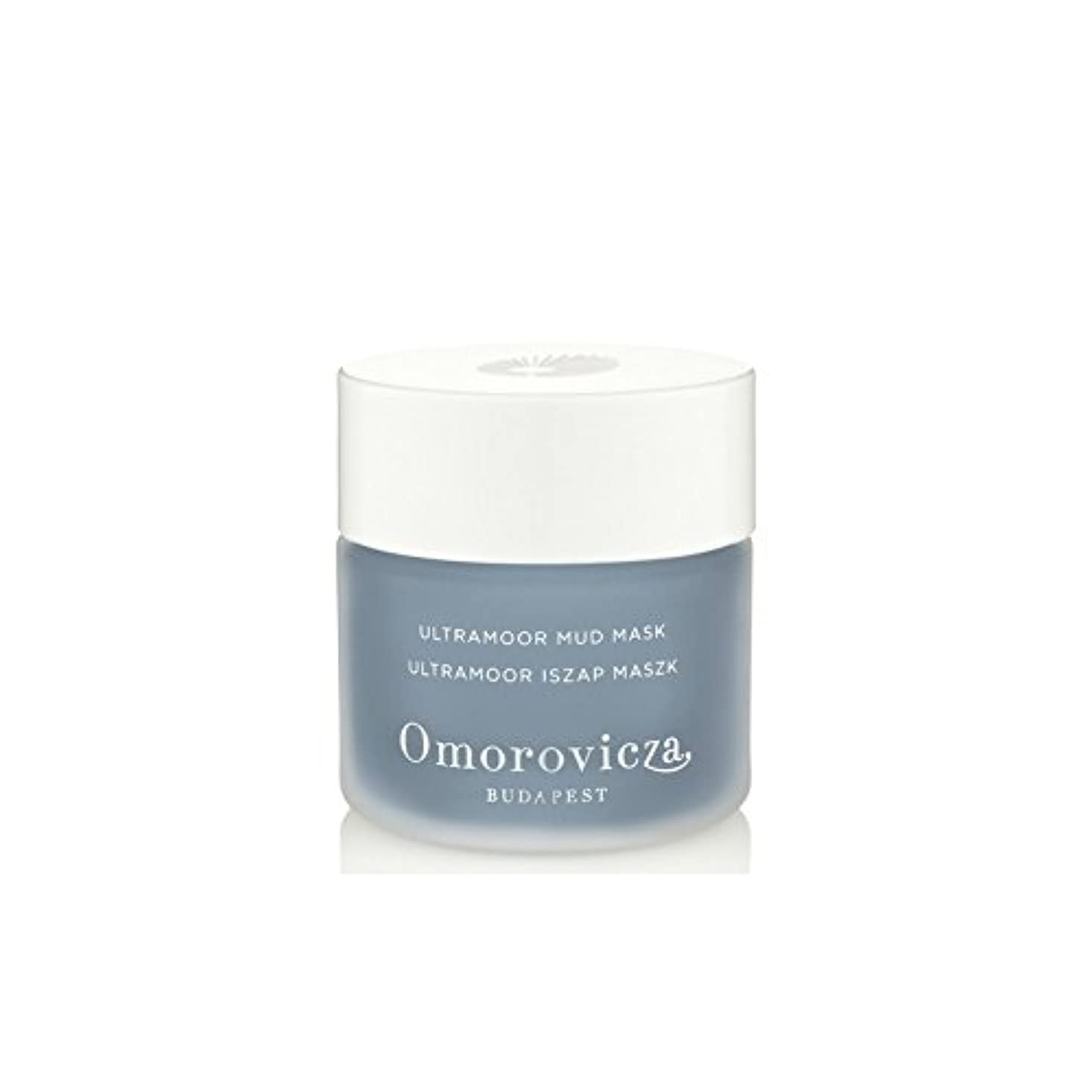 毛皮小麦粉もちろんOmorovicza Ultramoor Mud Mask (50ml) - 泥マスク(50ミリリットル) [並行輸入品]