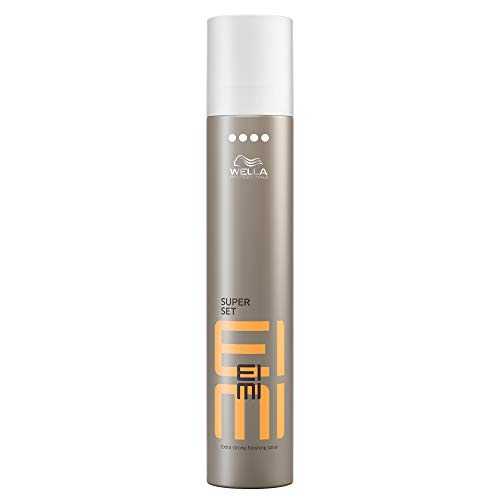 Wella EIMI Super Set Finishing Spray, 1er Pack (1 x 300 ml)