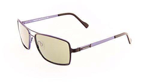 Timezone Herren Sonnenbrille Polarisiert UV400 Schutz PIT-47
