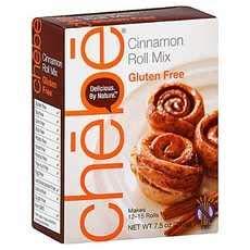 Chebe Cinnamon Roll Mix Gluten Free - 7.5 oz
