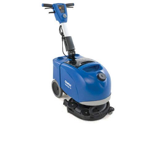 Best Prices! Clarke Vantage 14 Commercial Walk Behind Automatic Scrubber 14 Inch Disc