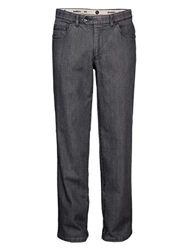 BABISTA Herren Regular Fit Lange Jeans in Grau aus Baumwolle in Stretch-Qualität