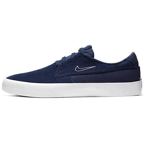 Nike Sb Shane Mens Skate Shoe Bv0657-400 Size 7