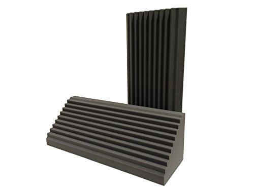 Advanced Acoustics–trampa para Bajos, 91cm, DE Espuma acústica (paquete de 2)