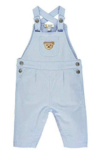 Steiff Baby Latzhose Junge Größe: 074 Farbe: blau